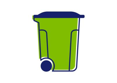 Milwaukee Water Works Icon – Garbage Disposal