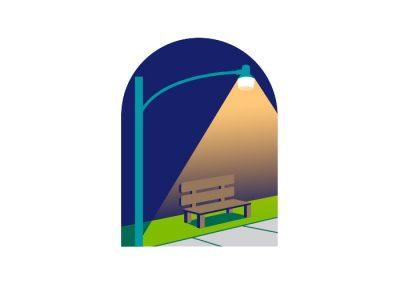 Milwaukee Water Works Icon – Streetlights