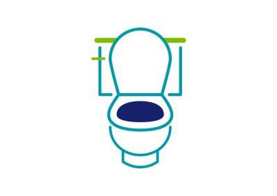 Milwaukee Water Works Icon – Toilet